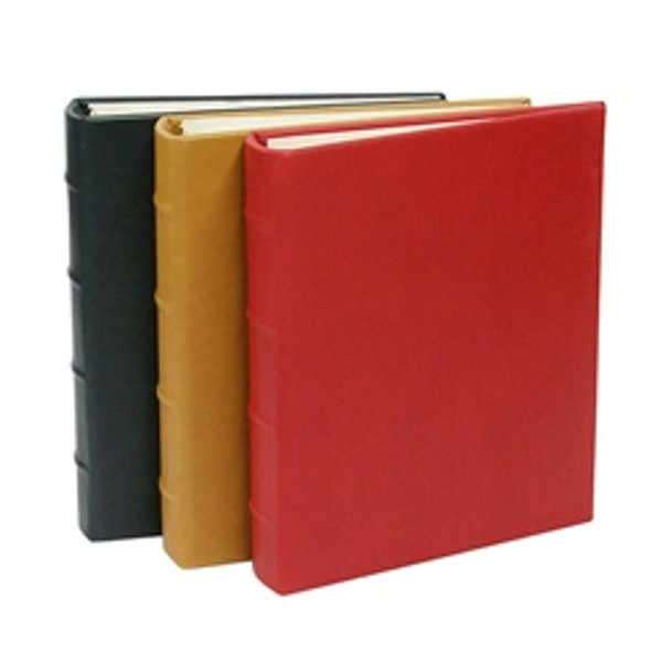 Traditional Smooth Leather Albums