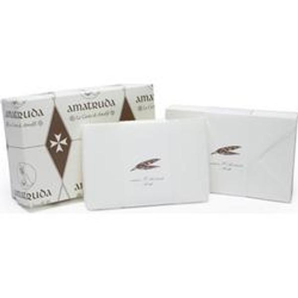 "Amalfi 8 1/4"" x  11""  Stationery - 100 Sets / Paper & Envelopes"