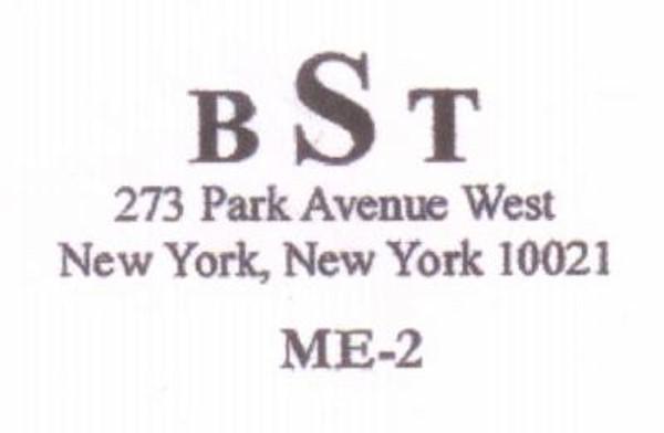 Monogram Address #2