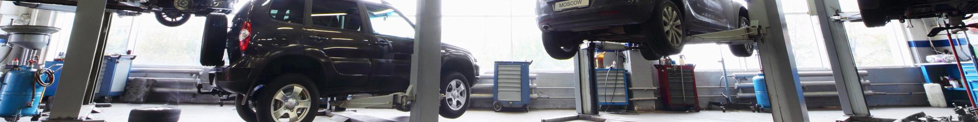 Automotive Garages & Shops