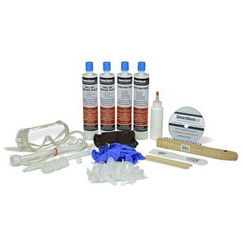 Polyurethane Foam Foundation Crack Repair Kit 10 Ft W