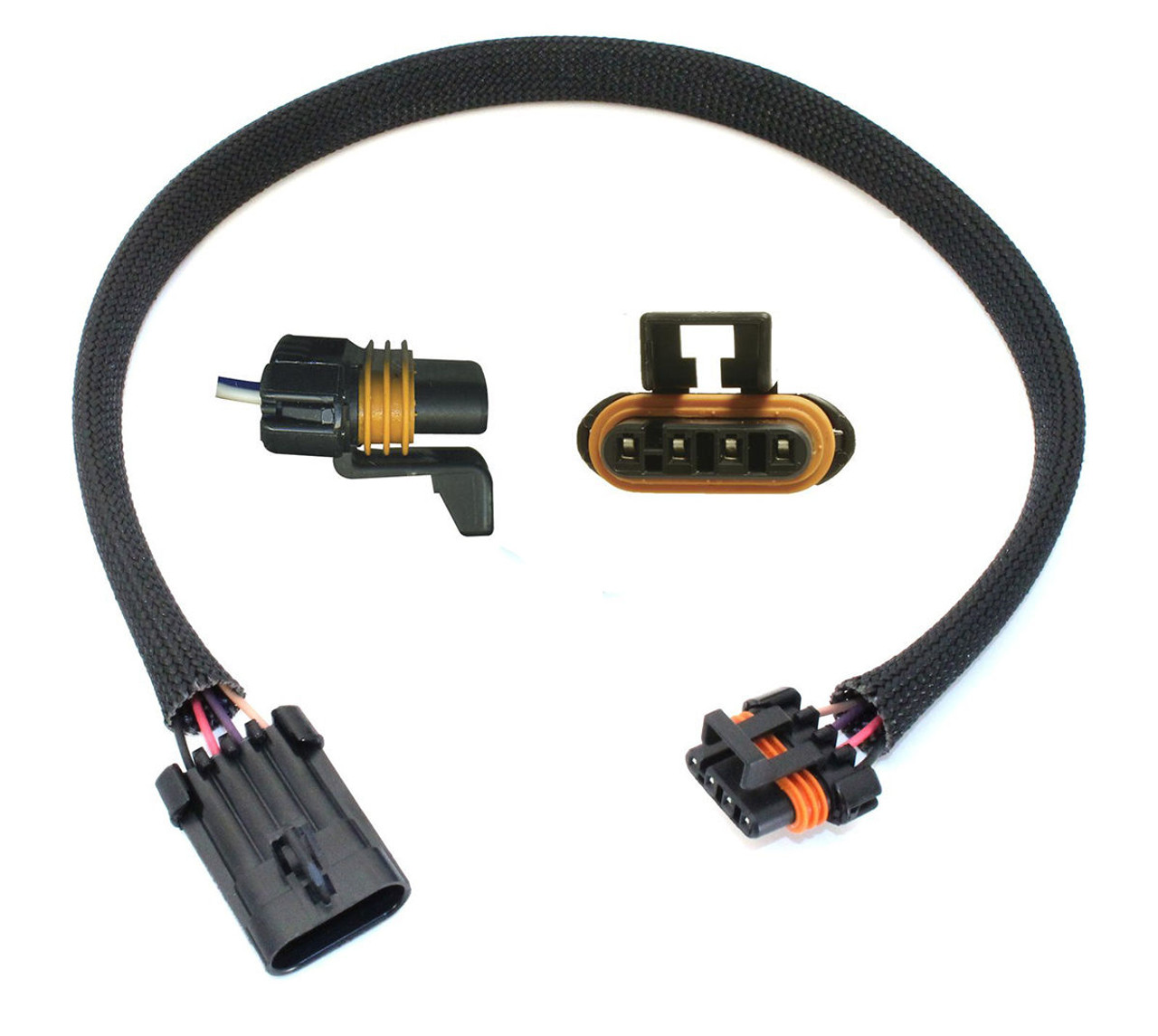 front o2 oxygen sensor extension cable for 1999