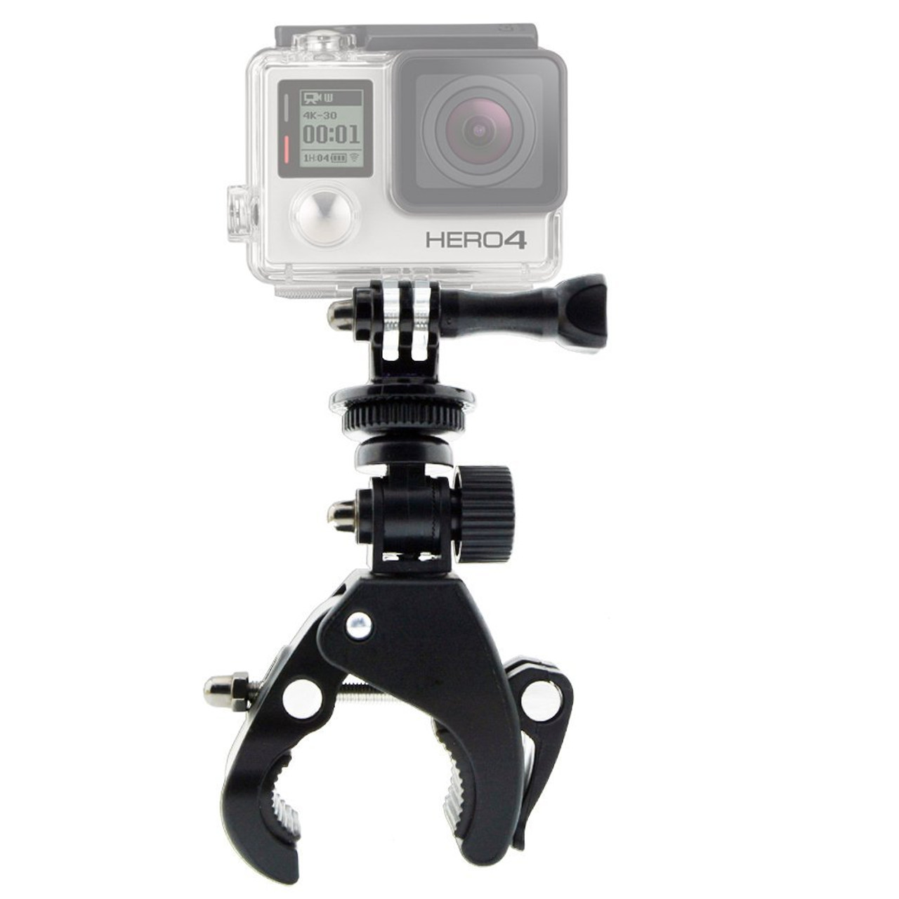 Handle Bar Roll Cage Motorcycle Bike Clamp Mount With