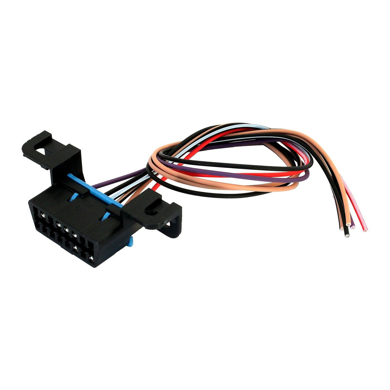 wiring harness connector ends residential electrical symbols \u2022 electrical harness connectors obdii obd2 j1962 class 2 can bus wiring harness connector pigtail rh obdinnovations com oem wiring harness connectors polaris wiring harness connectors