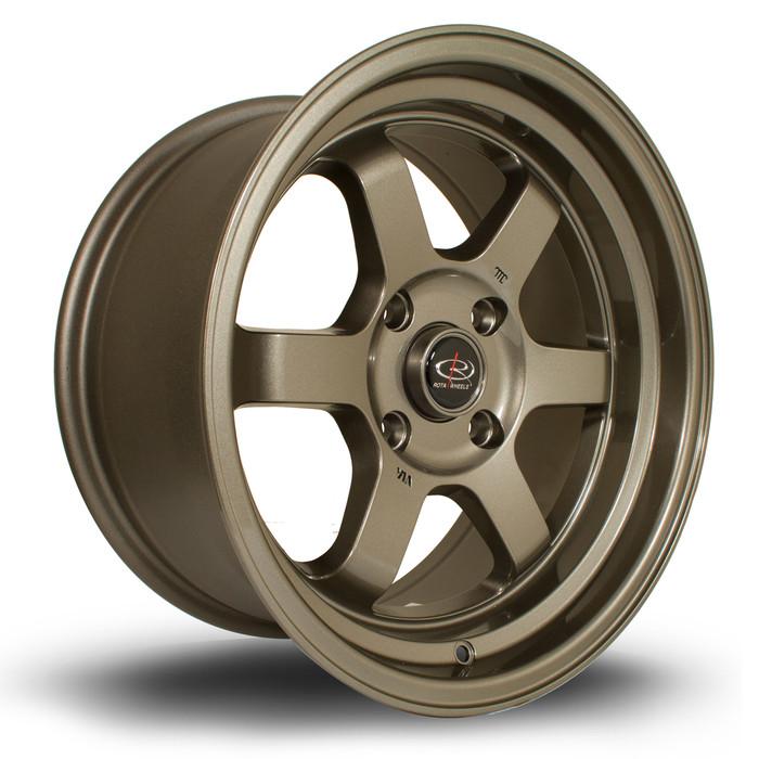 Rota Grid-V 16x8 ET20 5x114 Bronze