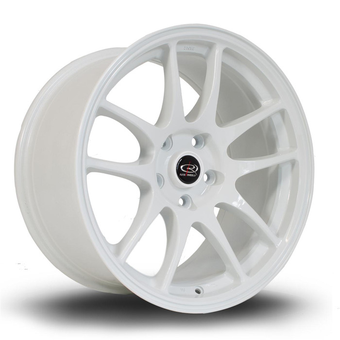 Rota Torque 17x9 ET35 5x114 White