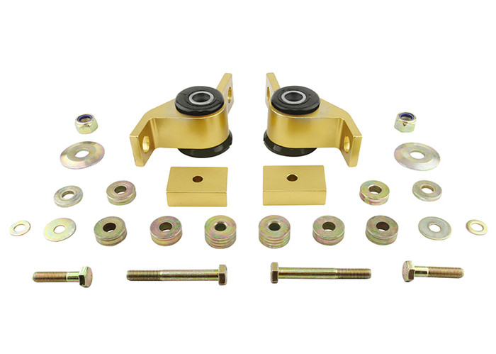 Whiteline KCA362 Front Control arm - lower inner rear bushing SUBARU IMPREZA GD SEDAN, GG WAGON MY01-02 EXCL WRX AND STI  10/2000-9/2002 4CYL-srbpower-com