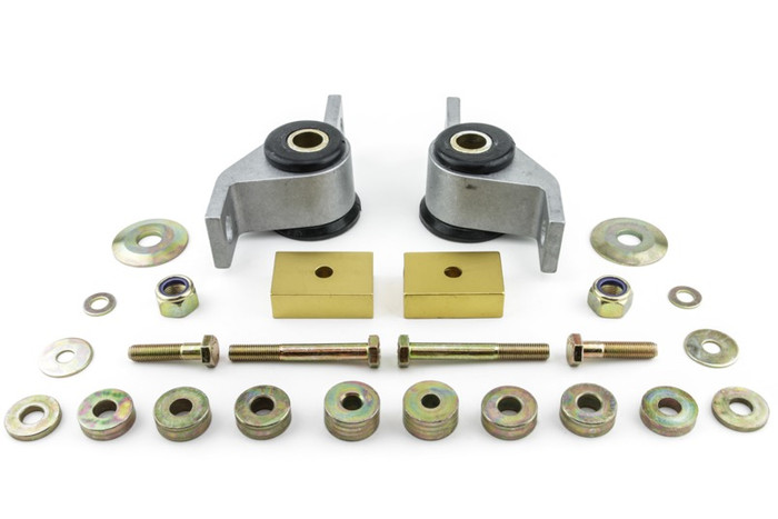 Whiteline KCA359 Front Control arm - lower inner rear bushing SUBARU IMPREZA GD SEDAN, GG WAGON MY01-02 EXCL WRX AND STI  10/2000-9/2002 4CYL-srbpower-com