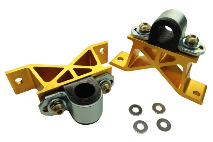 Whiteline KBR21-22 Rear Sway bar - mount kit SUBARU IMPREZA WRX STI GD SEDAN, GG WAGON MY03   10/2002-9/2003 4CYL-srbpower-com
