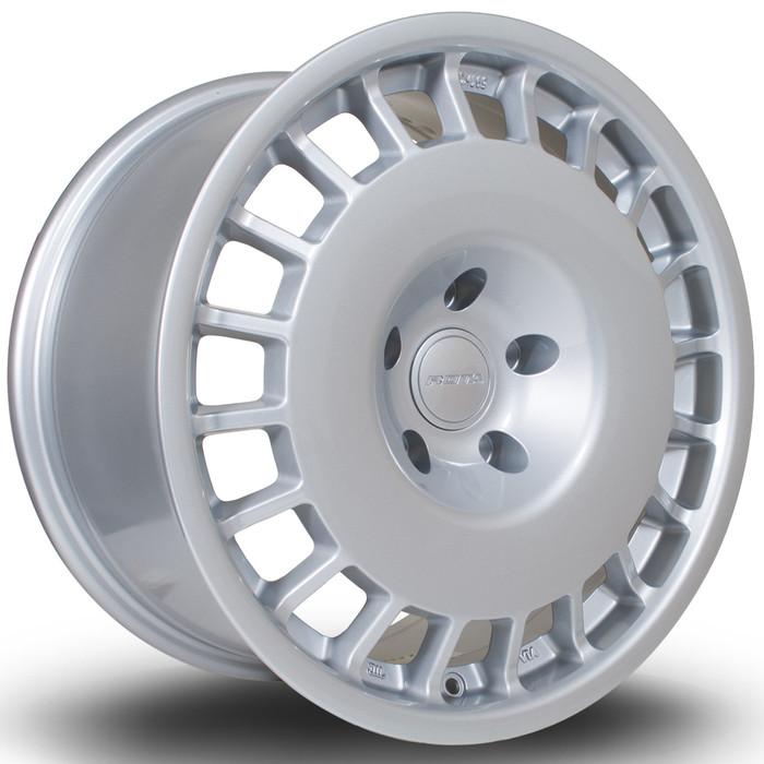 Rota D154 17x8.5 ET35 5x112 Silver srbpower.com