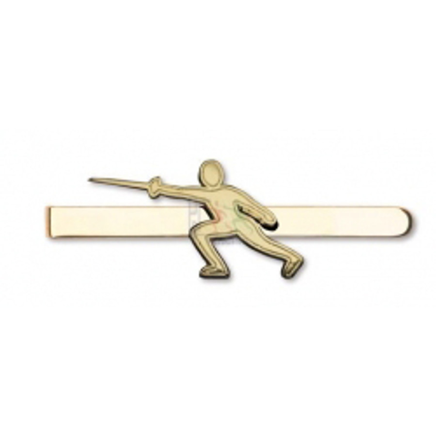 Fencer - Tie Pin