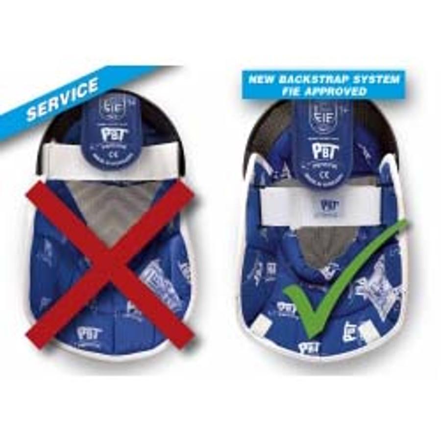 2018 FIE Mask strap requirement