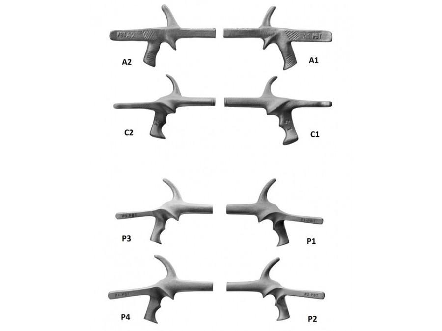 PBT P-Style Grip