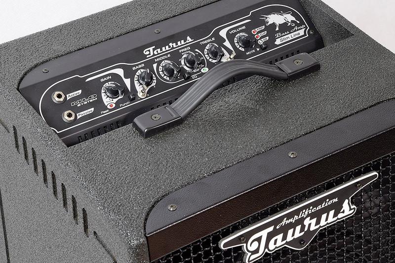 Taurus Amplification - TS-12 HC - 350W RMS  Slim Line Bass Combo With 1X12 Neodymium Speaker