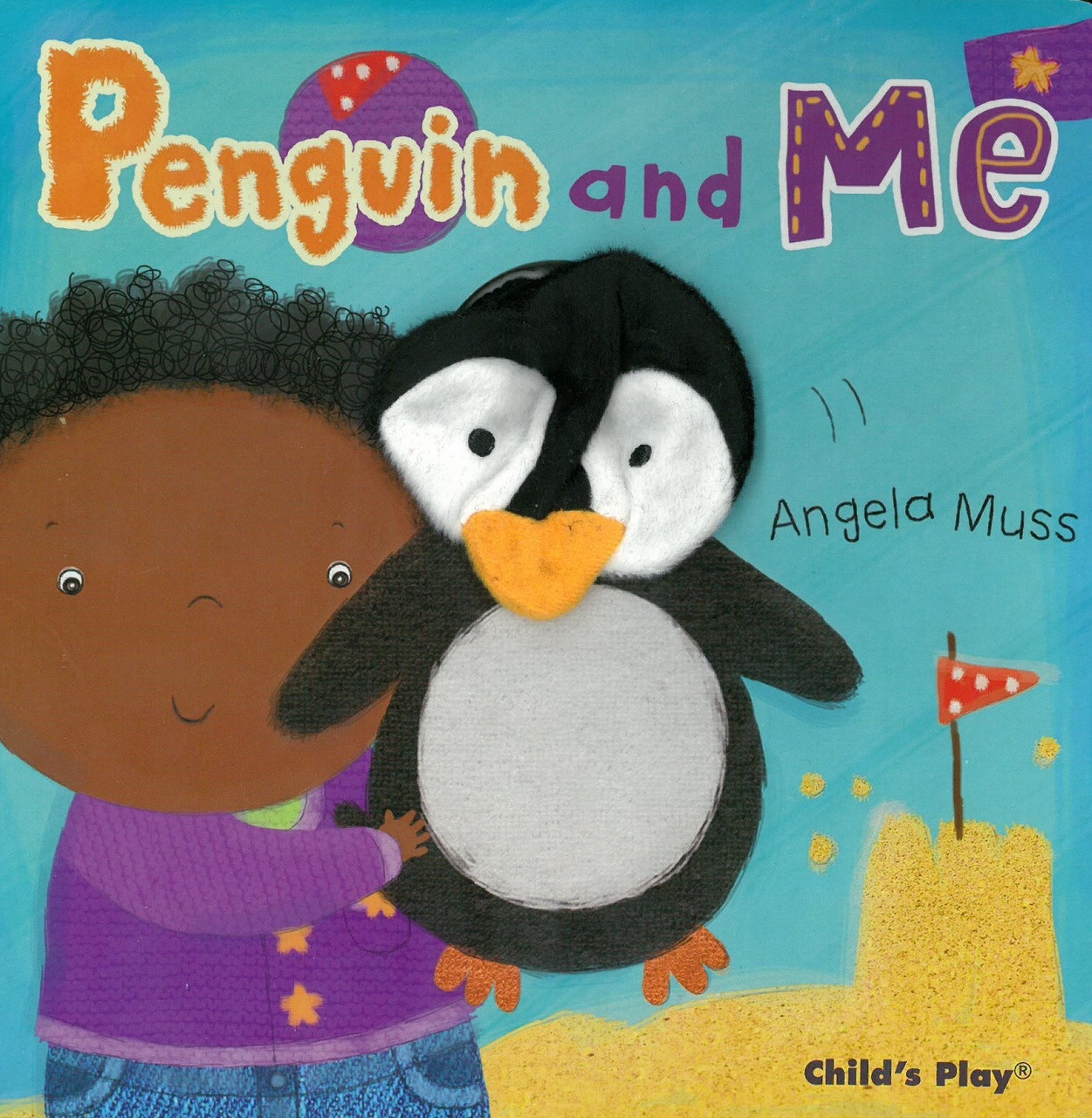 penguin and me puppet pals puppet board book books by the