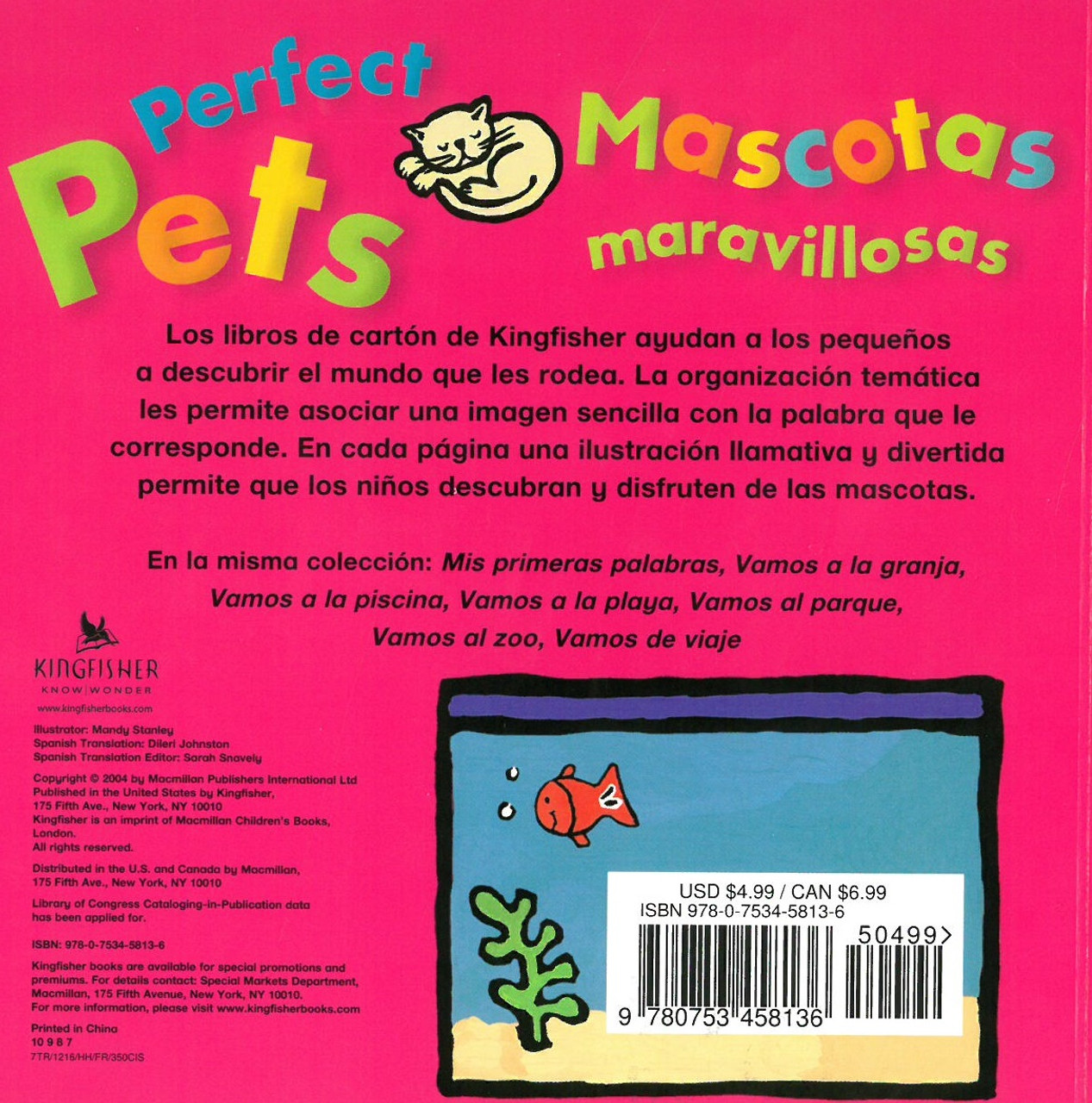 ... First Words: Bilingual Set of 4 (Board Book) ...