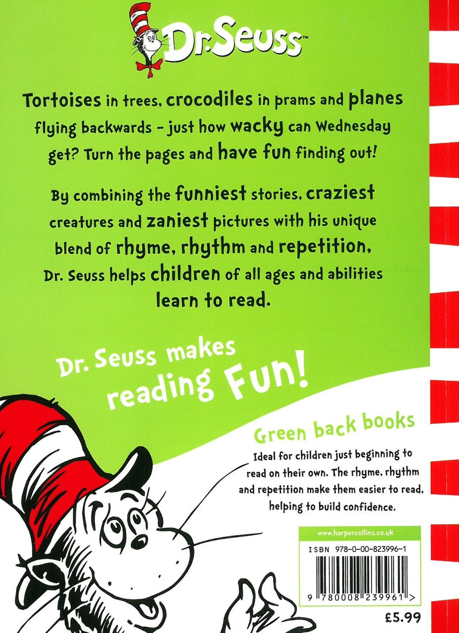 Wacky Wednesday: Dr. Seuss (Paperback) - Books By The Bushel, LLC.