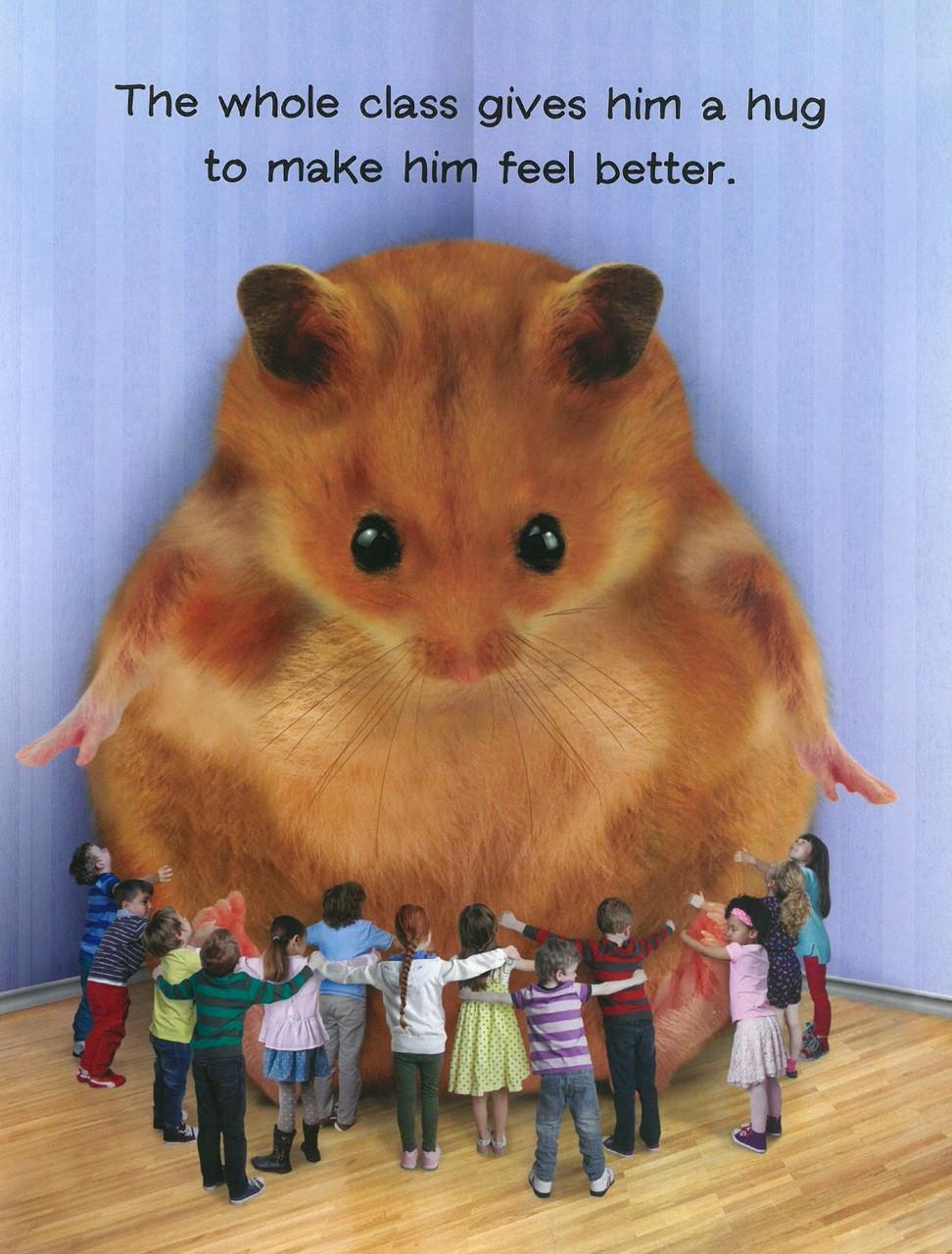 ... My Humongous Hamster Goes to School (Hardcover) ...