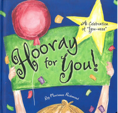 """Hooray for You! A Celebration of """"You-ness"""" (Padded Board Book)"""