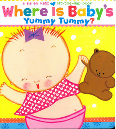Where Is Baby's Yummy Tummy (Lift the Flap Board Book)