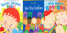 Karen Katz Set of 3 (Board Book)