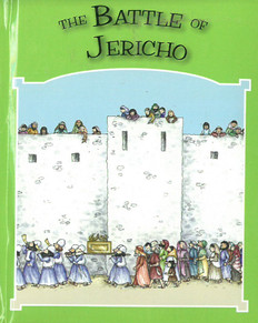 "The Battle of Jericho (Hardcover) 4"" x 5"""