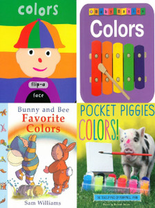 Fun With Colors: Set of 4
