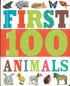 First 100 Animals: Make Believe Ideas (Padded Board Book)