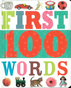 First 100 Words: Make Believe Ideas (Padded Board Book)