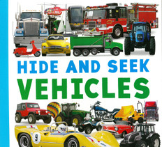 Vehicles: Hide and Seek (Big Paperback)