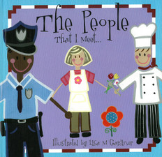 The People That I Meet (Big Board Book)