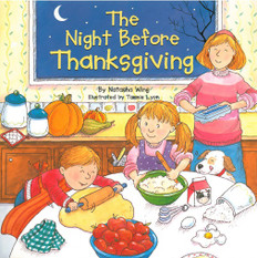 The Night Before Thanksgiving (Paperback)
