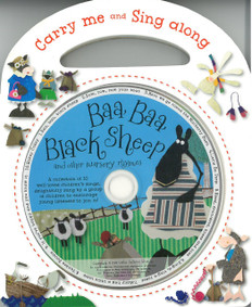 Baa, Baa, Black Sheep & Other Nursery Rhymes: Carry-Me & Sing Along (Board Book)