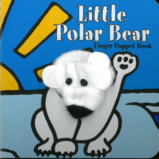 Little Polar Bear: Finger Puppet Book (Board Book)