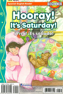 Hooray! It's Saturday/¡Viva¡ es sábado/  (Paperback w/ CD)