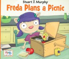Freda Plans a Picnic: I See I Learn (Paperback)