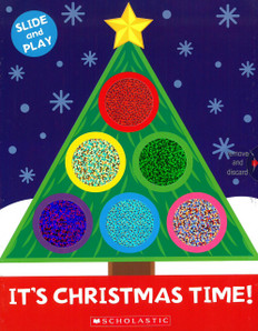 It's Christmas Time!: Slide & Play (Board Book)