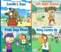 I See I Learn: Stuart Murphy set of 4 (Paperback)