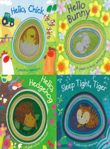 Animal Friends Set of 4 (Board Book)