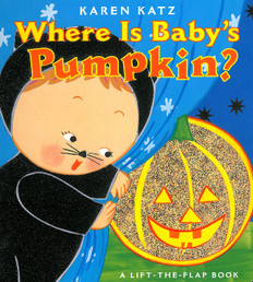 Where is Baby's Pumpkin: Lift-a-Flap (Board Book)