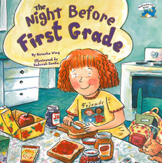 The Night Before First Grade (Paperback)
