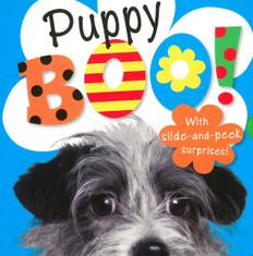 Puppy Boo!: Slide-and-Peek (Board Book)