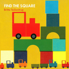 Find The Square (Board Book)
