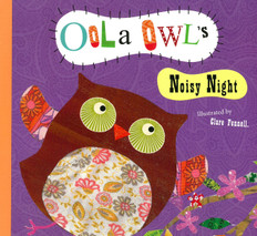 Oola Owl's Noisy Night (Big Paperback)