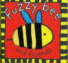 Fuzzy Bee (Cloth Book)