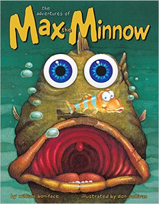 The Adventures of Max the Minnow (Board Book)