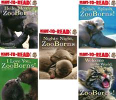 ZooBorns (BSB)- 25 Books (Paperback)