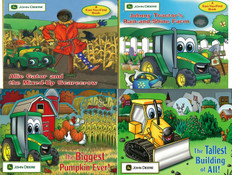 John Deere Set of 4 (Board Book)
