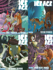 Ice Age Set of 4 (Paperback)
