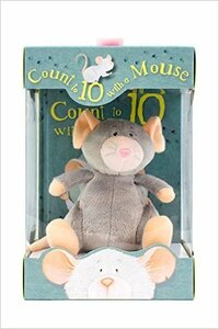 Z/CASE OF 6 - Count to 10 With A Mouse: Margaret Wise Brown (Hardcover w/Plush)